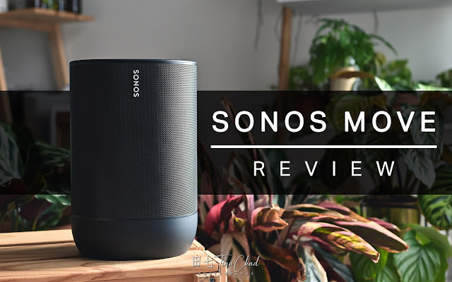 SONOS MOVE REVIEW: Portable Powerful Speaker with High Flexibility