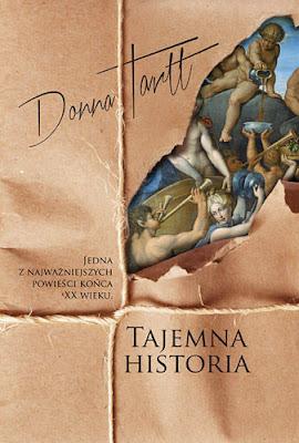 """Tajemna historia"" Donna Tartt"