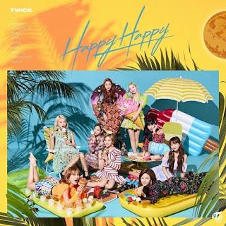 [EP] TWICE – Happy Happy full zip rar 320kbps m4a