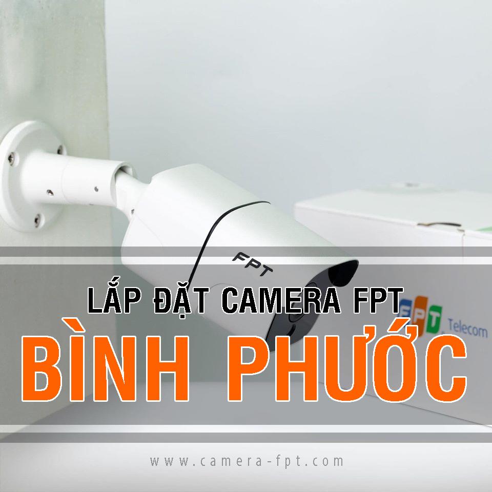 Đơn vị lắp camera quan sát uy tín ở Bình Phước