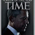 President Obama is Time Person of the Year 2012