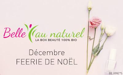 Belle au Naturel de Décembre 2019 : Féérie de Noël