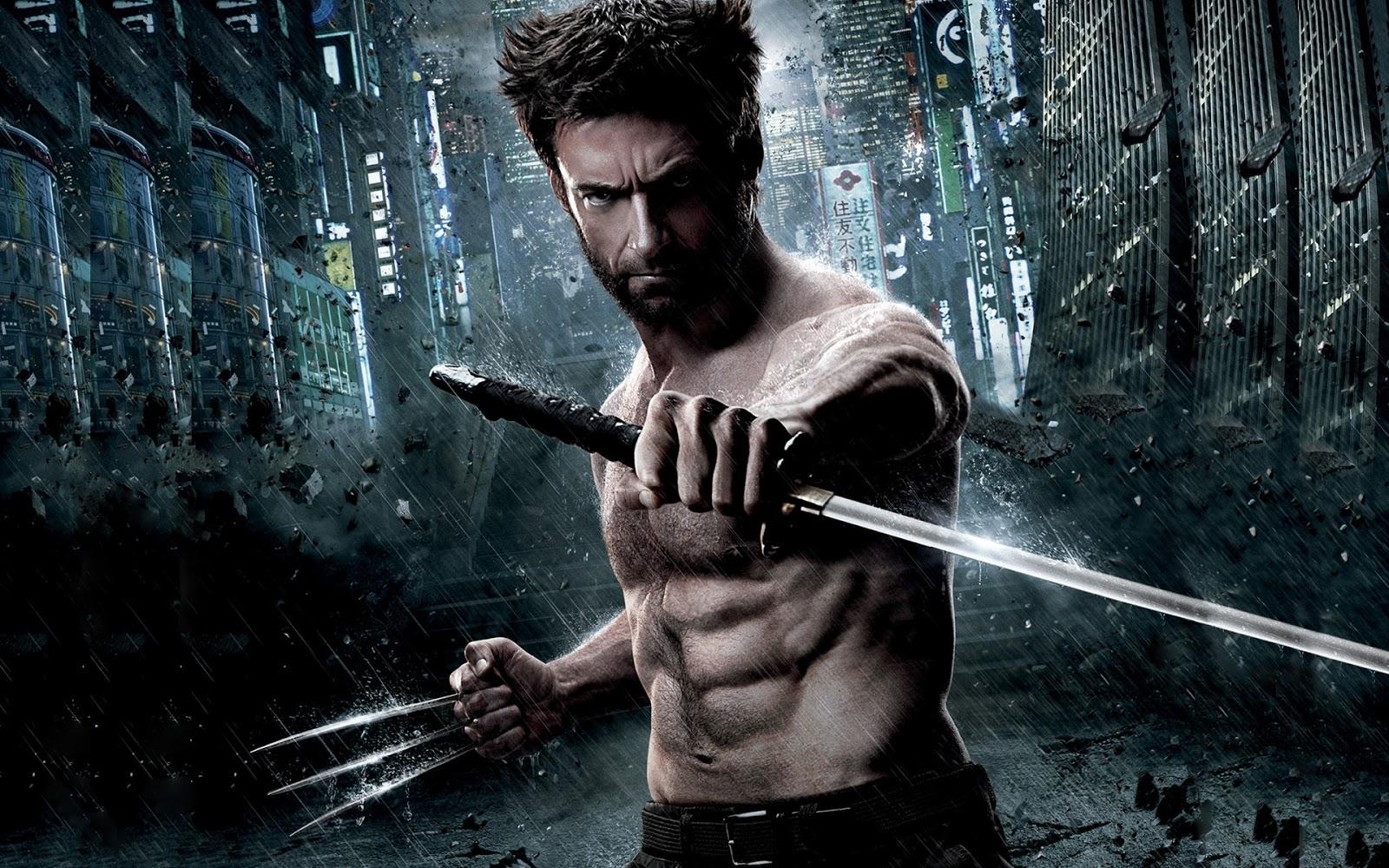 HollyWood Stars: Hugh Jackman Wolverine Movie New HD ...