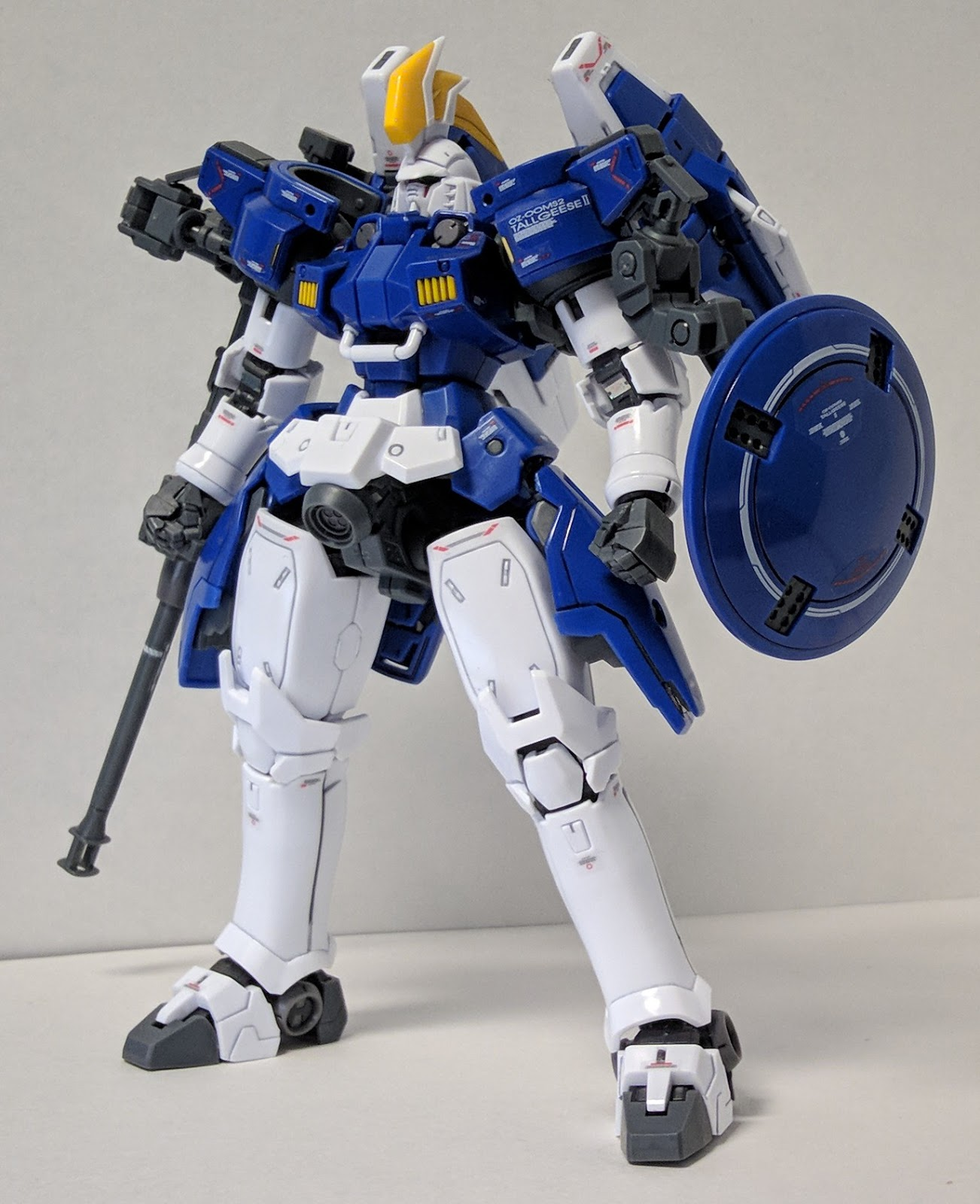 Gundam Accessory Tallgeese II torso