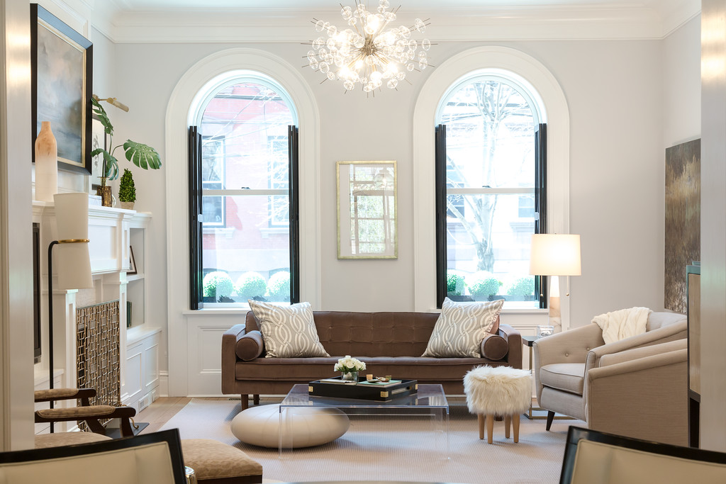 Mowery Marsh Architects LLC: Hoboken Brownstone- Interiors