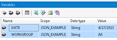 Dennis and Jim's Data Engineering Blog: Using a JSON Feed as a Data