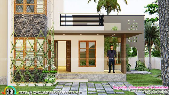 House view 1