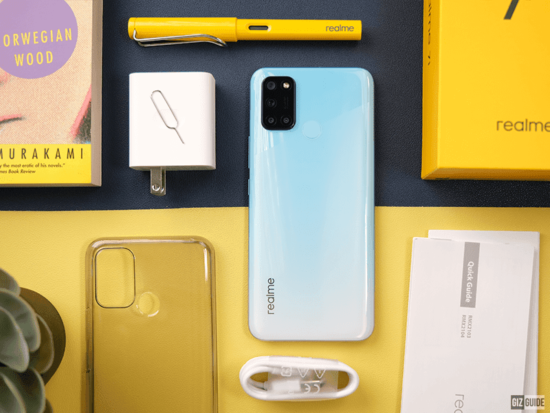 realme 7i priced at PHP 11,990 in the Philippines!