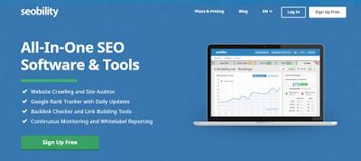 تعرف على أداة Seobility لفحص سيو المواقع الإلكترونية