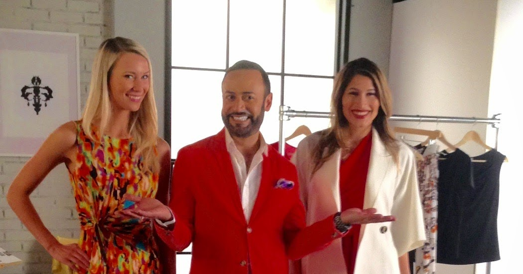 May 30th exclusively on evine live tv shopping network nick verreos