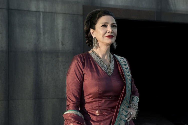 Shohreh Aghdashloo in The Expanse