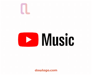 Logo Youtube Music Vector Format CDR, PNG