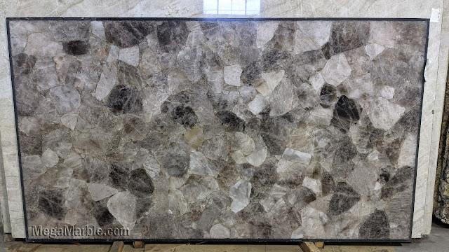 Brown Semi Precious Stone Slabs