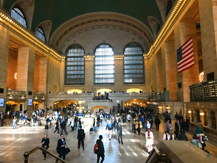 Grand Central Station,  New York City | Ms. Toody Goo Shoes