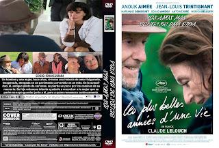 CARATULA LOS AÑOS BELLOS DE UNA VIDA [COVER DVD]