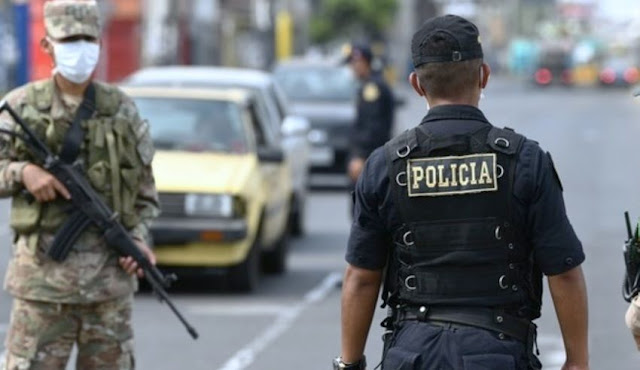 21 policías fueron dados de alta de coronavirus en Perú