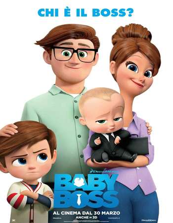 The Boss Baby 2017 Hindi Dual Audio BRRip Full Movie Download
