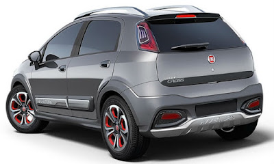 2016 Fiat Urban Cross HD Photos