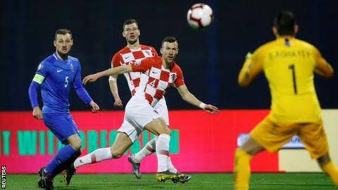 Highlights: Azerbaijan Earns a Point Against World Cup Finalists Croatia