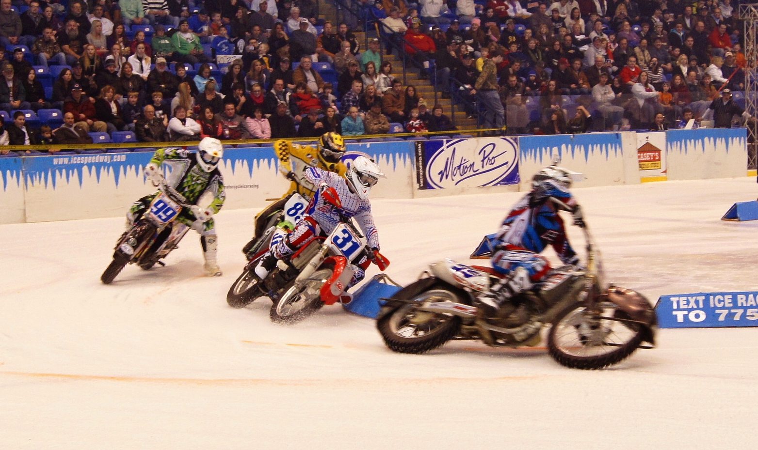 Honda Bloomington Il >> Stu's Shots R Us: ICE Speedway 2012 Round 4 Round-Up From 'The Big One' in Bloomington, IL.