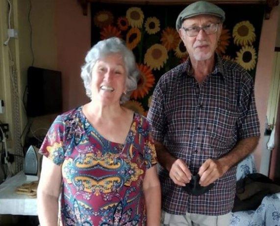 COLORADO DO OESTE: Assassinos cortaram os dedos de idosa para tentar sacar dinheiro