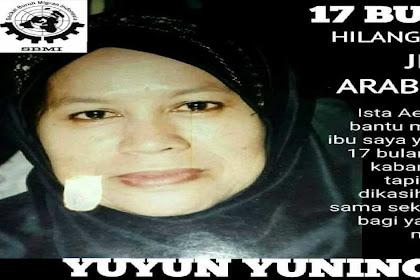 PMI Hilang Kontak Sudah 17 Bulan Tidak Ada Kabar Anaknya Mencarinya