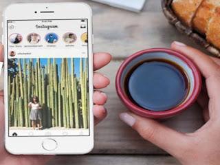 Cara mendapatkan pemberitahuan dari akun instagram pavorit anda