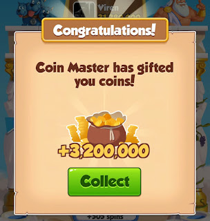 Coin master 2nd link for 20/02/2020