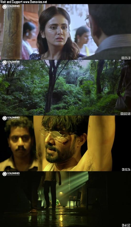 Killing Veerappan 2021 Hindi Dubbed 480p HDRip 350mb