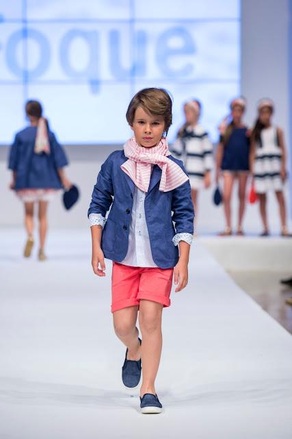 Verano moda niños Foque