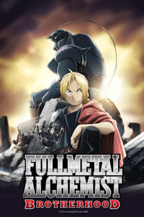 Anime Fullmetal Alchemist: Brotherhood Legendado