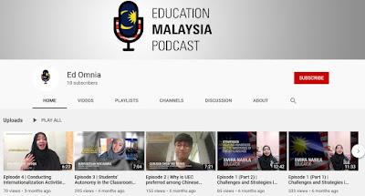 Education Malaysia Podcast