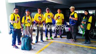 Warih-Homestay-Jebat-Archery-Dari-Melaka