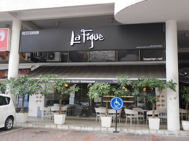 La Figue Restaurant @ PV128 Setapak