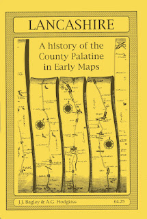 Lancashire: A history of the County Palatine in Early Maps