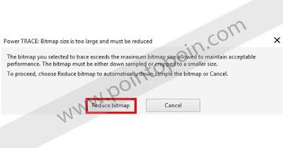 Reduce Bitmap