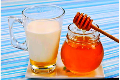 eating honey with milk from very early, Reduces stress, Sleep well, Better digestion, Abdominal pain, Good for bones, Energy increases, Struggles with stomach infections, Newness holds, Increased attention,