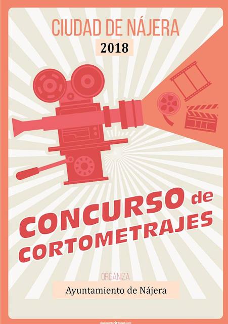 Concurso de Cortometrajes - Ciudad de Nájera (2018)