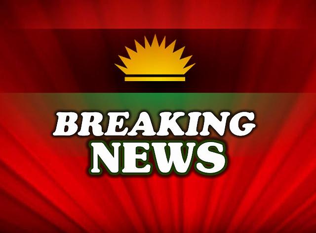 「biafra breaking news」的圖片搜尋結果