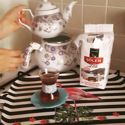 şölen çay