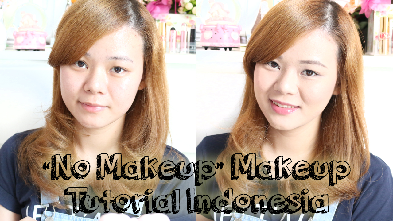 makeup, no makeup, nomakeup makeup, asian eyes, easy makeup, natural makeup, indonesia, hooded eyes, natural