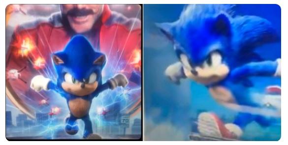 Sonic/Sega/Reprodução