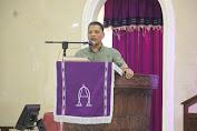 Jalin Silaturahmi, Kapolda Maluku Kunjungi Pengurus Gereja Klasis Kepulauan Tanimbar