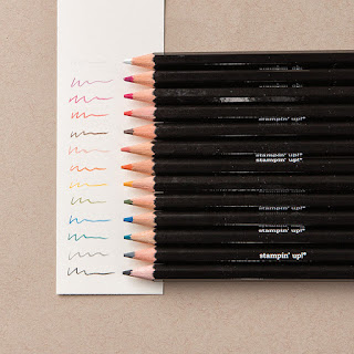Watercolor Pencils - Simply Stamping with Narelle - available here - http://bit.ly/2l9BmNq