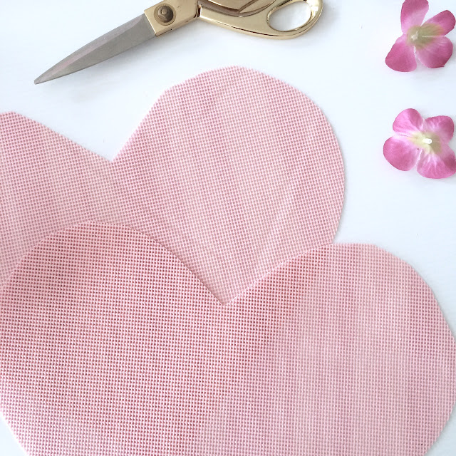 DIY Valentines Day Placemat 3