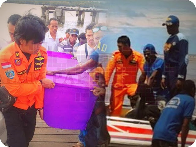 Tim Sar Temukan Tujuh Korban Perahu Terbalik di Perairan Asmat