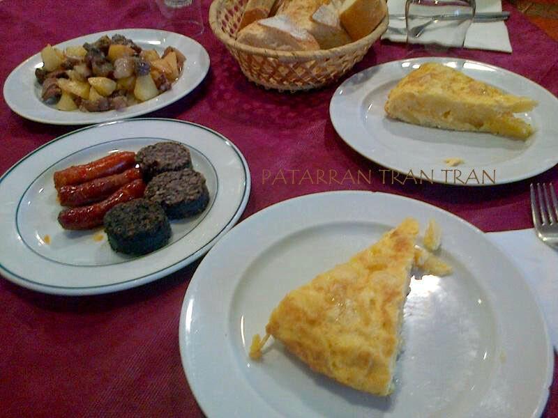 """Almuerzos reglamentarios. El """"esmorsar"""" tradicional"""