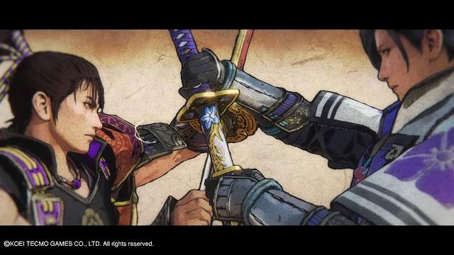 capa analise samurai warriors 5 switch nobunaga akechi