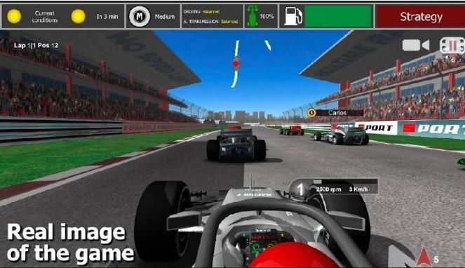 Permainan F1 yang Bagus di Android