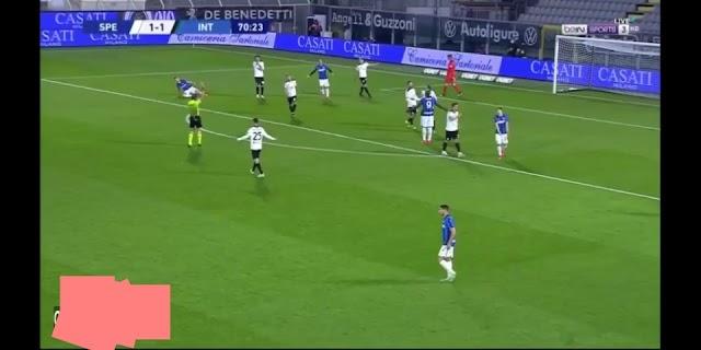 ⚽⚽⚽⚽ Serie A Spezia Vs Inter Milan Live Streaming ⚽⚽⚽⚽